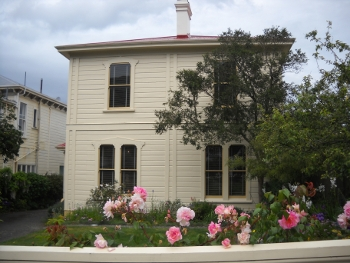 katherine mansfield's childhood home in Wellington